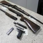 odevzdané zbraně během amnestie v Novém Jičíně (4)
