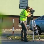 měření rychlosti dopravními policisty Nový Jičín (1)