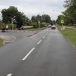 nehoda s chodcem Studénka (1)