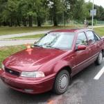 nehoda s chodcem Studénka (2)