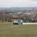 pátrací akce po pohřešované (1) foto PČR