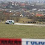 pátrací akce po pohřešované (3) foto PČR