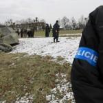 pátrací akce po pohřešované (5) foto PČR