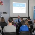 Právní odpovědnost dětí-preventivní projekt novojičínských policistů pro školy žáci Základní školy TGM ze Studénky(3)