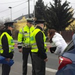 dopravní akce novojičínských policistů se Střední policejní školou Holešov  (10)