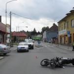 dopravní nehoda Bílovec, foto PČR (1)