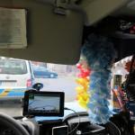výhled v zorném poli řidiče  (1)