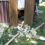 vloupání do chatek, foto PČR (3)