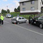dopravní nehoda Hodslavice, foto PČR (3)