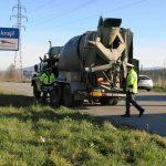 preventivní akce na Pinduli, zaměřená na zimní pneumatiky, foto PČR